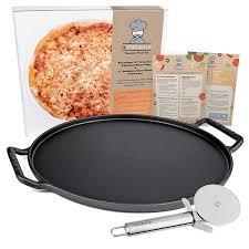 amazon com pizza pans u0026 stones home u0026 kitchen pizza pans pizza