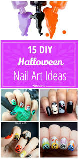 15 diy halloween nail art ideas tip junkie