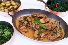 rabbit collection italian rabbit stew recipe great italian chefs