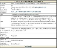 Resume Requirements Current Students U2013 Department Of Communication