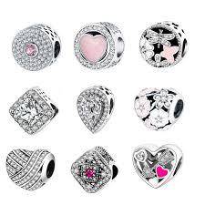 diy pandora charm bracelet images Fit original pandora charm bracelet 925 sterling silver charm bead jpg