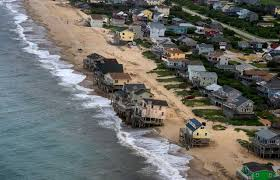 Nags Head Beach House Rental by Rising Seas Will The Outer Banks Survive