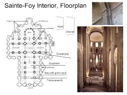 Gothic Architecture Floor Plan Romanesque And Gothic Architecture Ppt Video Online Download