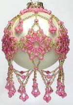 free seed bead ornament patterns bead bead ornament pattern