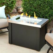 Target Outdoor Fire Pit - propane fire pit tables wicker propane gas fire pit table propane