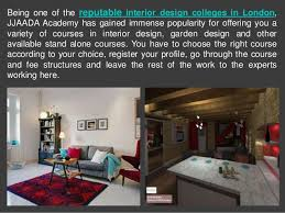 Interior Design Universities In London by Join Jjaada Academy For Part Time Interior Design Diploma Courses