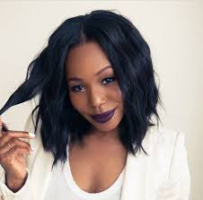which hair is better for sew in bob middle part bob hairstyles pinterest bobs middle and hair style