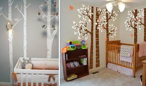 deco chambre bebe theme foret visuel 2 in theme decoration chambre