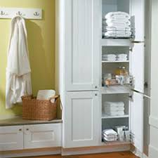 Tall Bathroom Cabinet by Bathroom Cabinetry Cabinet Ideas Masterbrand