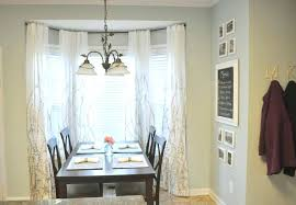 kitchen bay window curtain ideas bay and bow window treatment ideas kitchen bay window curtain ideas