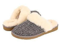 ugg cozy knit slippers sale ugg slippers dakota moccasins ebay
