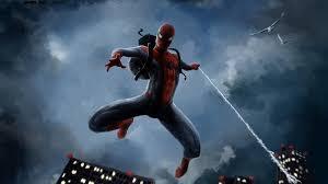 hd spiderman wallpapers wallpaper wiki