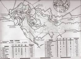 Florida State Parks Camping Map by Hiking Trails At Letchworth State Park