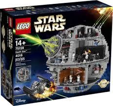 Barnes And Noble Legos Lego Hard To Find Star Wars Death Star 75159 By Lego Systems Inc