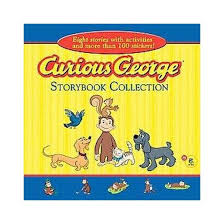 curious george storybook collection curious george hardcover