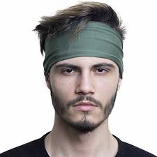 men headband sporty touch 4 wide men headband sweatband best for sports