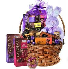 gourmet easter baskets a godiva easter gourmet gift baskets for all occasions