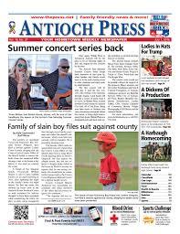 Wildfire Antioch Ca by Antioch Press 07 01 16 By Brentwood Press U0026 Publishing Issuu