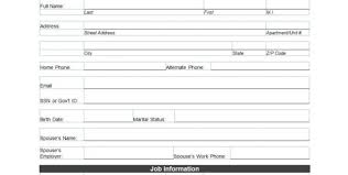 employee information form template free download thebridgesummit