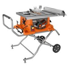 who makes the best table saw ridgid r4516 table saw review