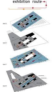 museum floor plan acropolis museum