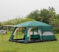 tente 2 chambres 10 personne grand militaire tentes cing en plein air tente 2