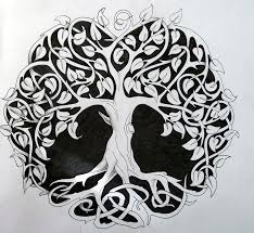 celtic tree of 1 by design on deviantart