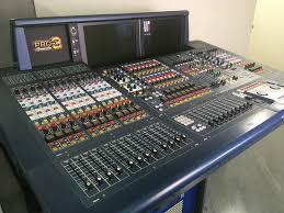 midas console midas pro3 digital audio console package second audio