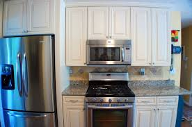 Kitchen Islands With Cooktops by Kitchen Island With Stove Cabinets Around Refrigerator Surripui Net