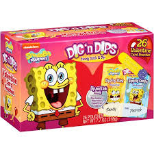 spongebob valentines day cards buy valentines large shipping spongebob send big spongebob
