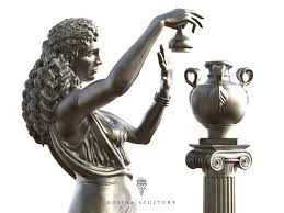 il vaso di pandora rosina sculture pandora s pot vaso di pandora by