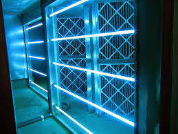 what does uv light do uv installs in commercial hvac systems what does it look like