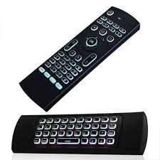 android tv box remote mx3 backlight remote air keyboard wireless mini remote for
