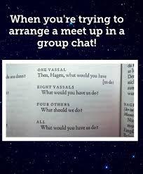 Meme Chat - group chat problems meme by melloyello memedroid