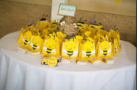 bumble bee party favors affairs wedding planner bumble bee themed birthday party