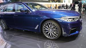 2017 geneva 2017 bmw 5 series touring uncovered bmwcoop