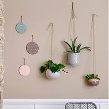 modern hanging planters hanging planters you ll love wayfair