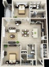 modern floor plan design one story mid century modern house plans one level modern house