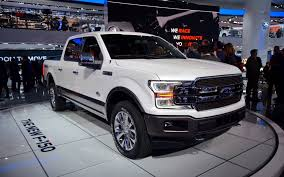 2018 ford f 150 gets new styling diesel engine the car guide