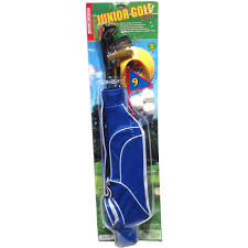 The Good One Patio Jr by Sport Design Deluxe Junior Golf Club Set Walmart Com