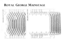 royal george theatre chicago tickets schedule seating charts