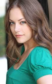 ford commercial actor annika noelle the infiniti self parking car commercial actress
