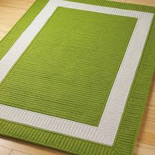 Indoor Outdoor Rugs Overstock by Border Braided Indoor Outdoor Rug In12 Colors Outdoor Living