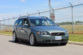 2005 manual v50 t5 awd coilovers bbs lm reps etc