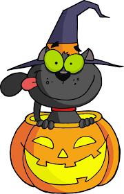 halloween cartoon clipart 57
