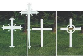roadside crosses memorial roadside crosses