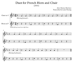 Musical Chairs Horn We Can U0027t Stop Laughing At This Duet For French Horn And Squeaky