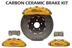 lexus isf brake pads corner 380mm 380mm ccm rotor bbk is f rc f is gs