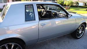 Muscle Car Rims - 1982 buick regal fully custom donk show muscle car 350 v8 22