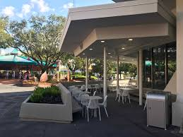 outdoor sitting area photos new outdoor seating area opens at cosmic ray u0027s starlight